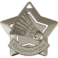 Mini Star Badminton Medal</br>AM720S